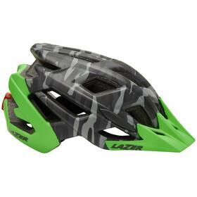 Lazer Ultrax+ ATS Cykelhjelm grøn/sort